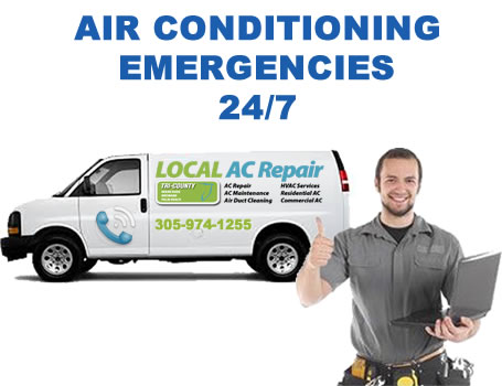 Air Conditioning Miami Shores